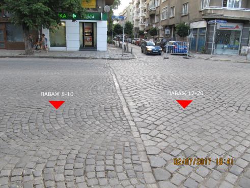 Vidove pavaj Praga